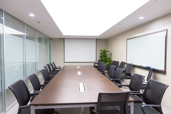 小型写字楼办公会议室方案设计