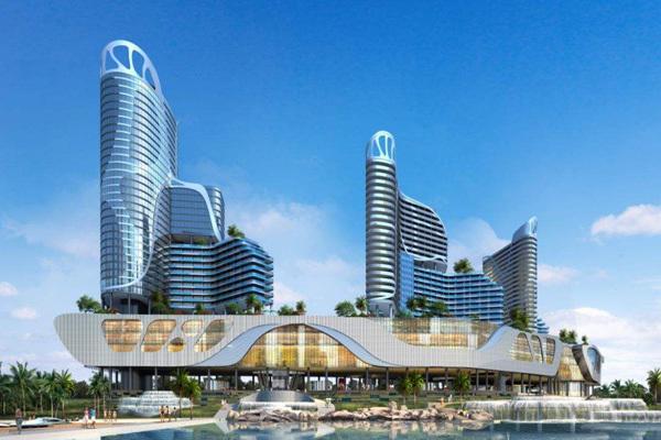 柬埔寨西哈努克西港豪文酒店