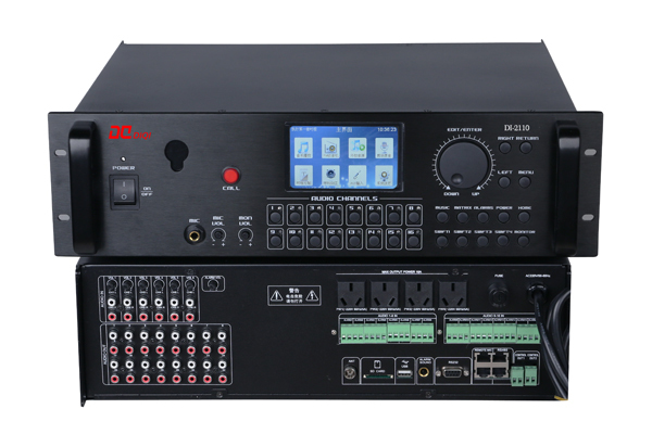 DI-2110 智能中央控制器